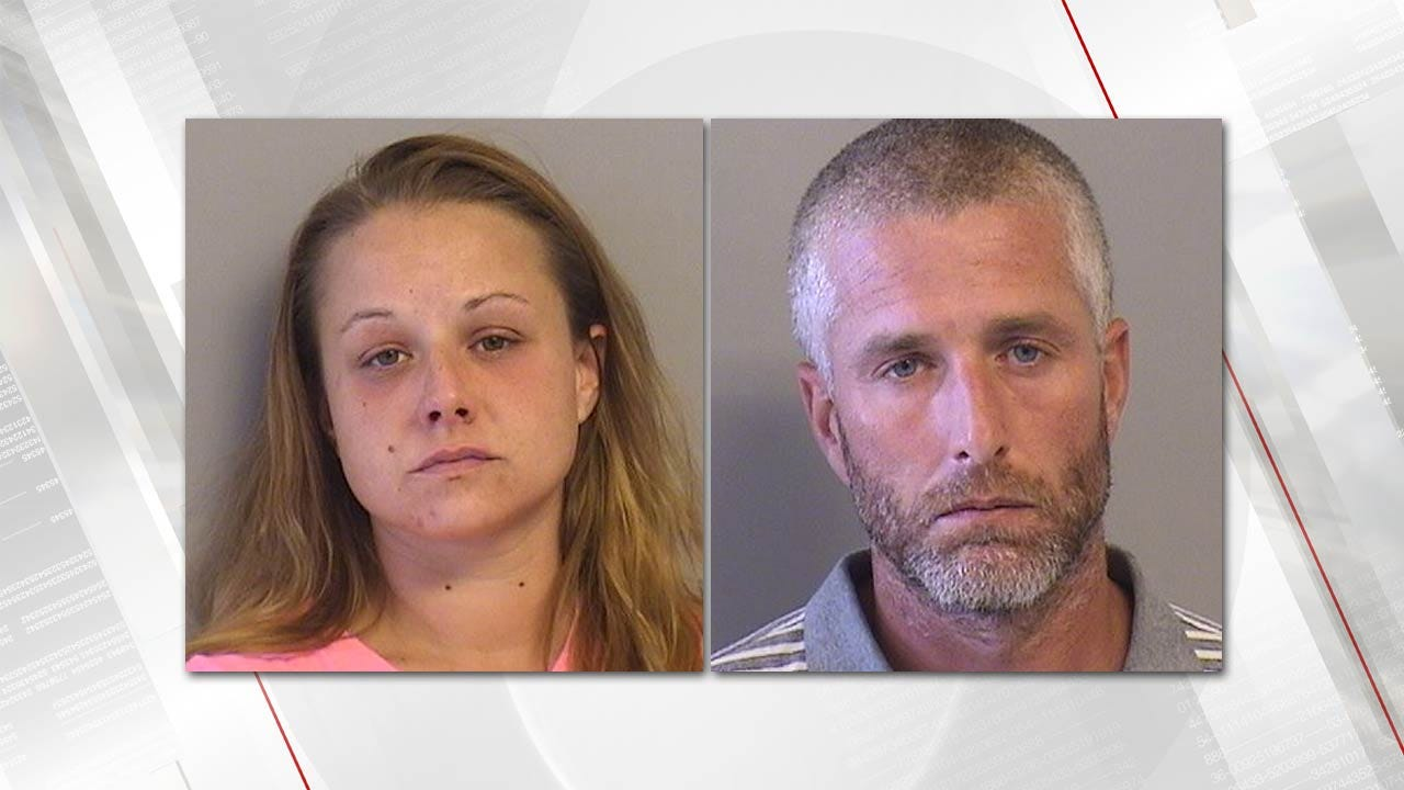 Oklahoma Pair Arrested In North Carolina Man's Murder