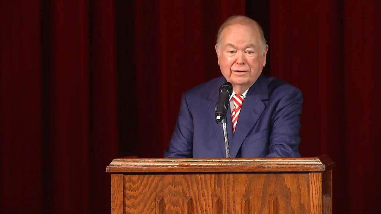 Oklahomans React To David Boren's Retirement Announcement