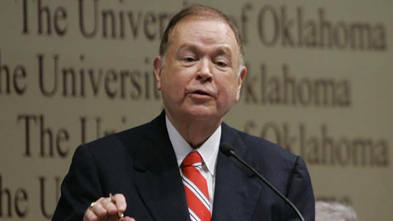 OU President David Boren To Make 'Important Announcement' Wednesday