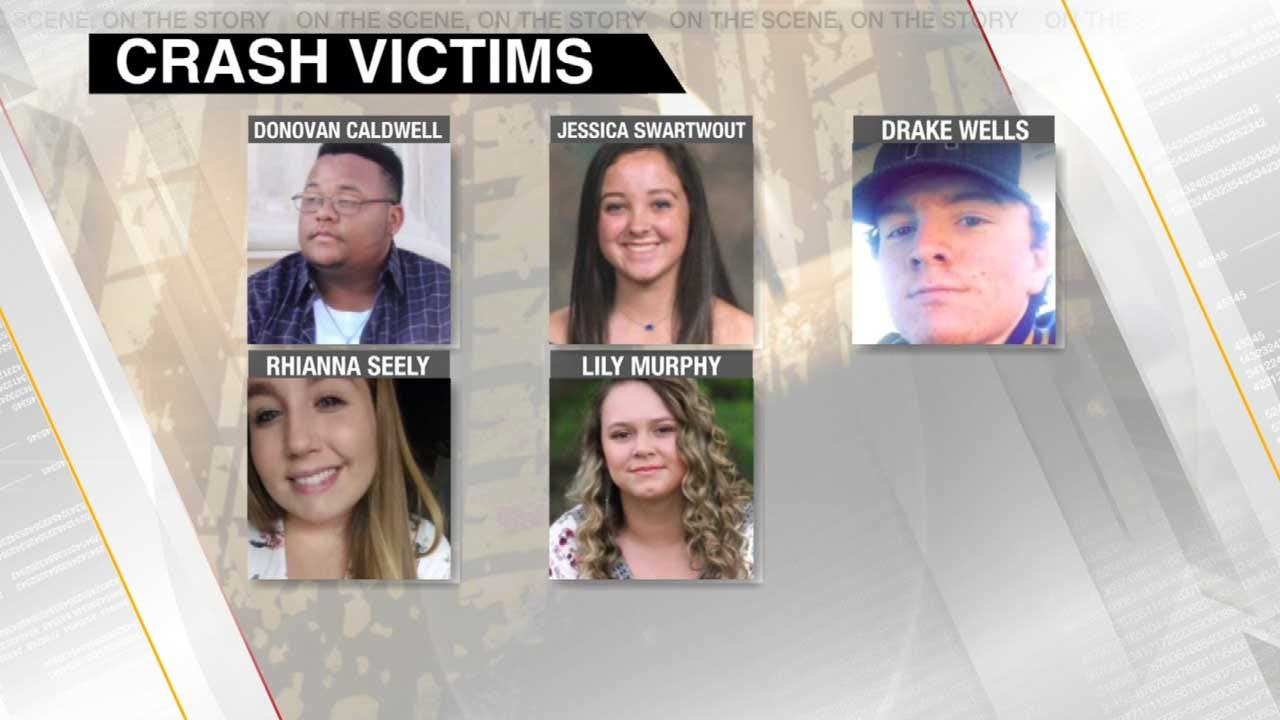 Services Set For 5 NSU Students Killed In Wreck