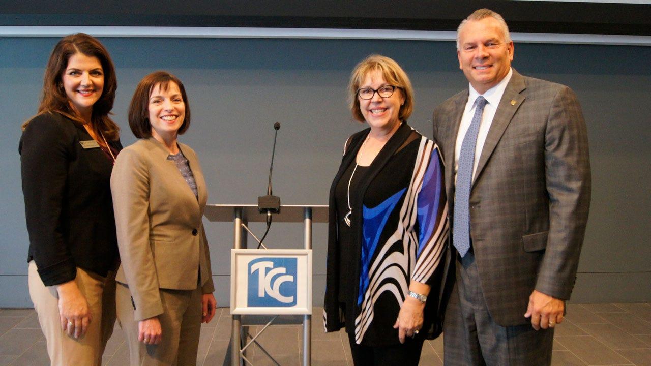 TCC and Union Schools Announce New College Program