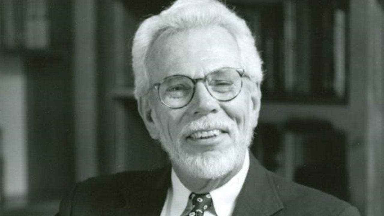 The Rev. Dr. John Burton Wolf Tulsa Unitarian Universalist Minister, Dies at 92