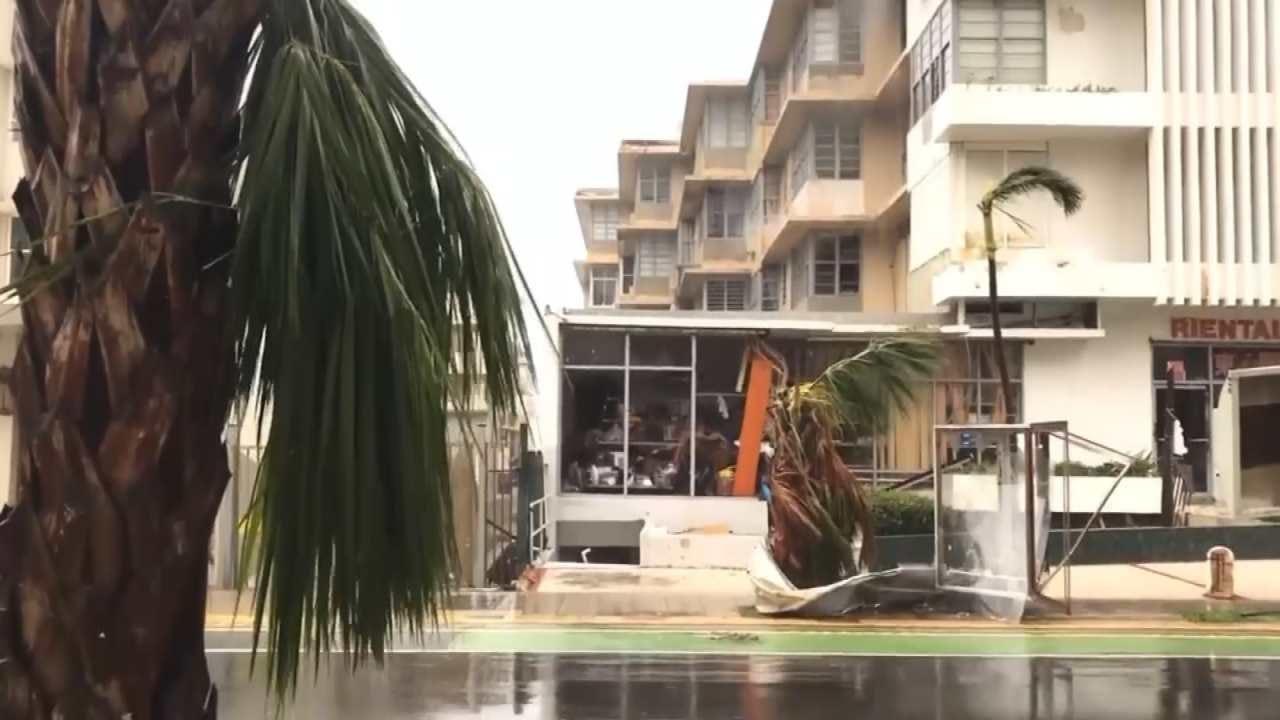 Hurricane Maria Regains Strength, Heads For Bahamas
