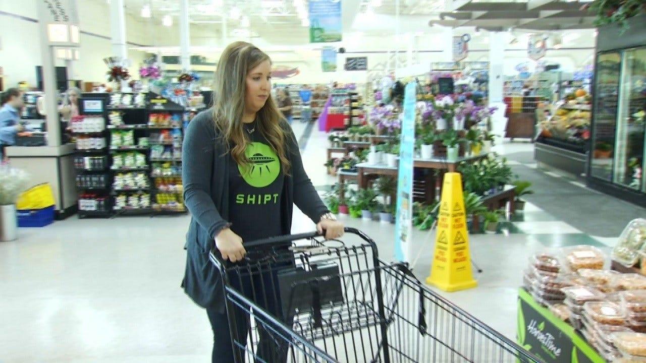 New Tulsa Service Shops, Delivers Groceries