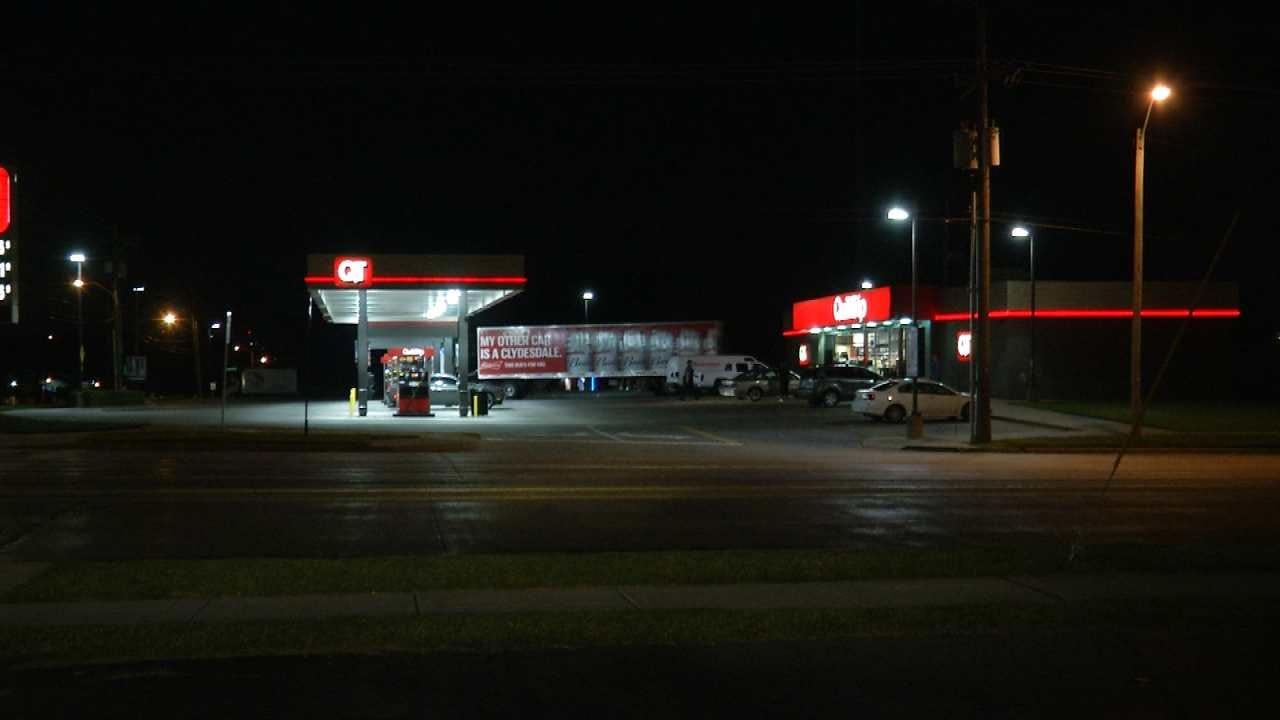 Police: Serial Tulsa QuikTrip Robber Arrested