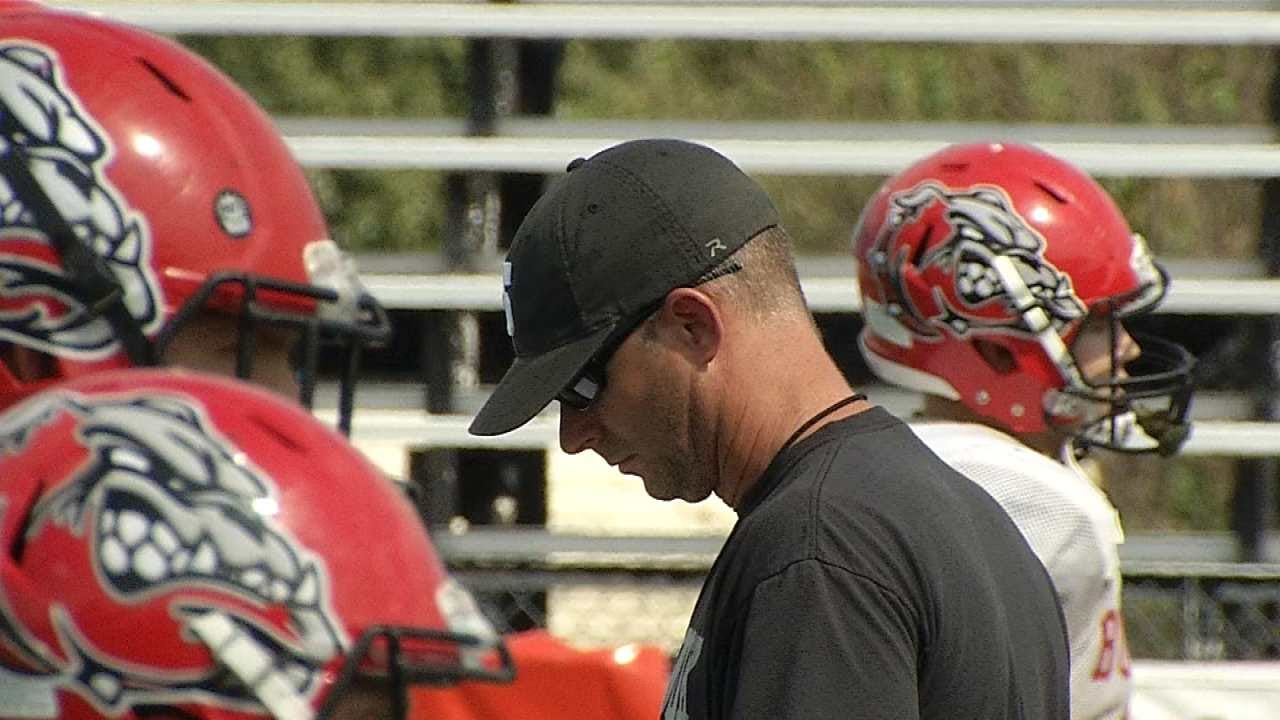 Skiatook Bulldogs Keep Eyes On Title Game With New Team Motto