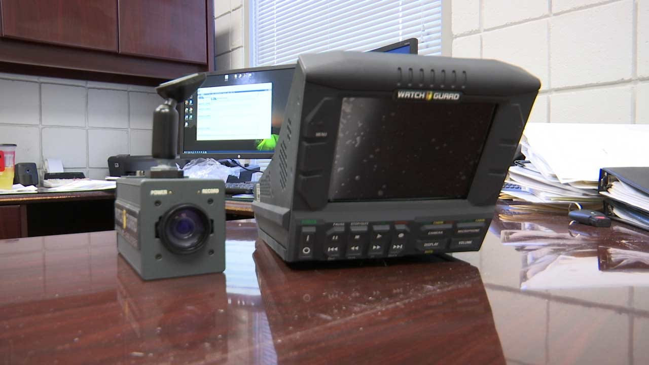 Wagoner County Sheriff's Office Excited To Receive New Dashcams