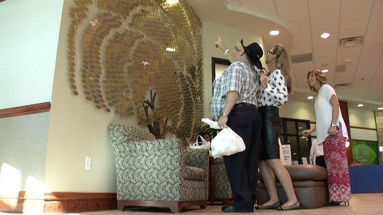 Cancer Survivors Celebrate In Tulsa