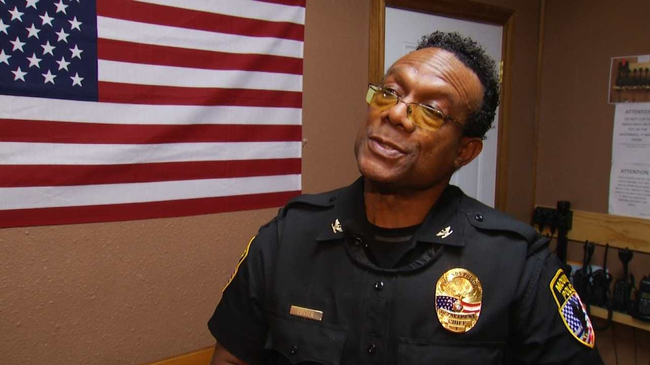 Mounds Police Chief Ends Bible Posts On Department's Facebook Page