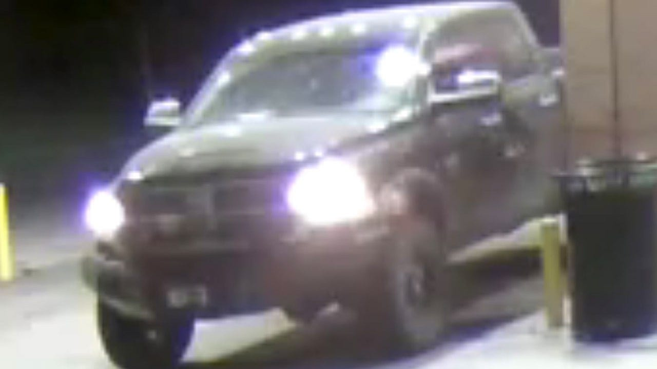 TPD Wants To Question Person Of Interest About Stolen Truck