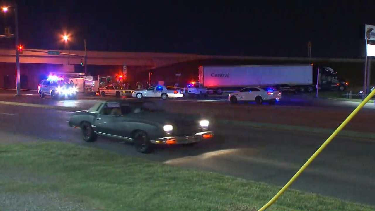 Truck Driver Arrested Following Fatal Tulsa Motorcycle Crash