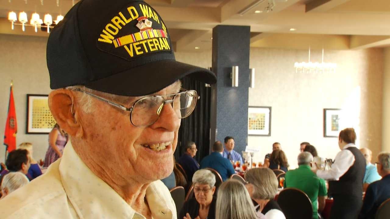 Cherokee Veterans Travel To Washington, D.C.