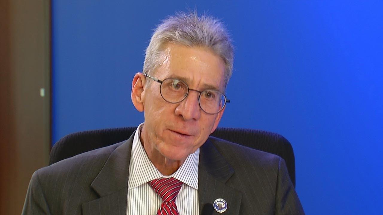 Rob Nigh, Former Chief Public Defender For Tulsa County, Dies