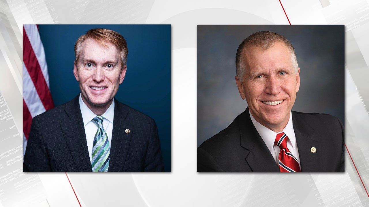 Senators Lankford, Tillis To Introduce Legislation Addressing Undocumented Children