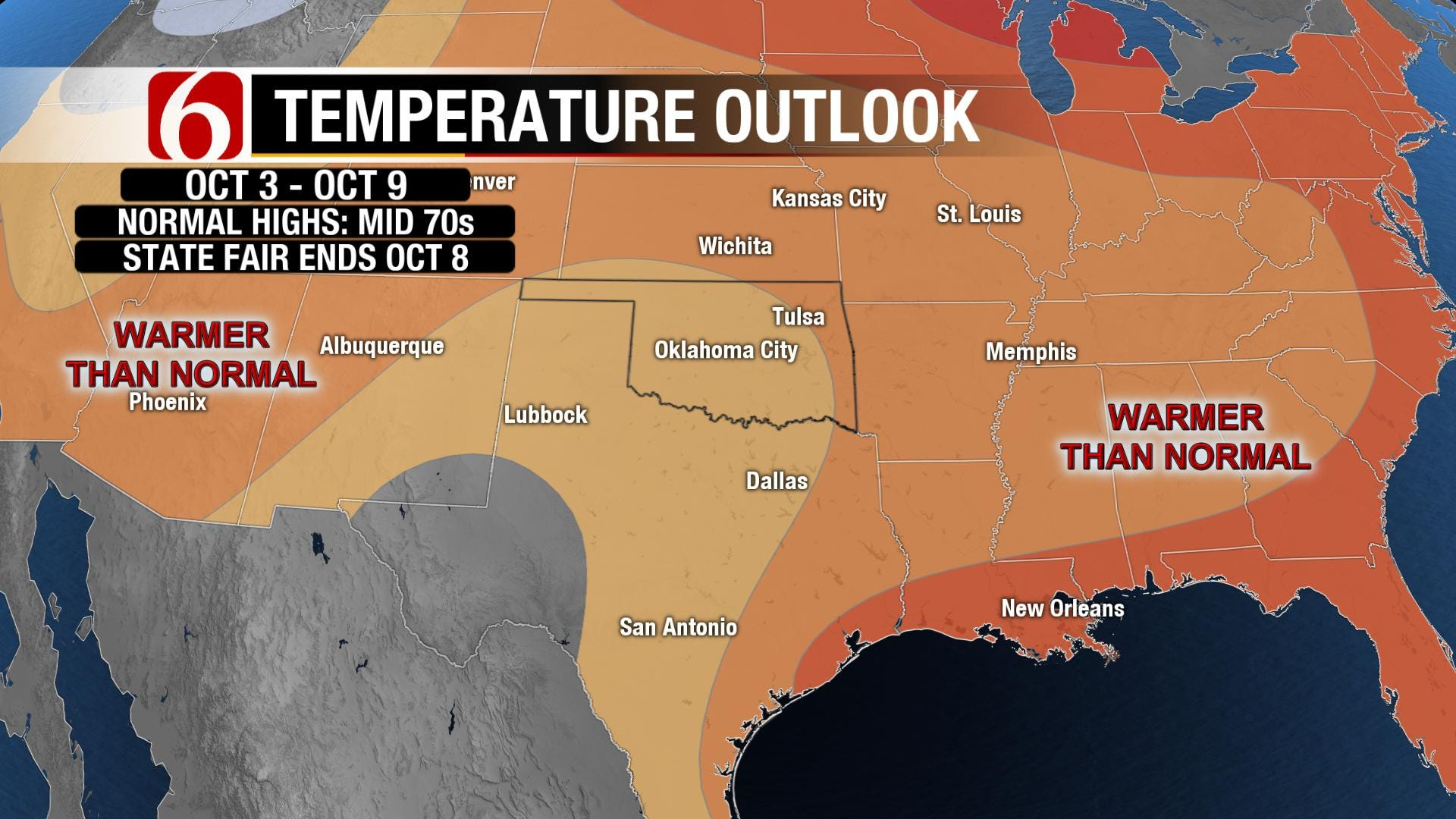 Fall Weather Arrives, But Isn't Here to Stay Quite Yet