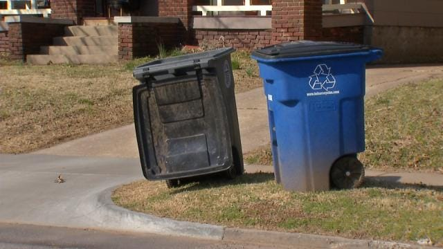 Glenpool To Begin Citywide Curbside Recycling