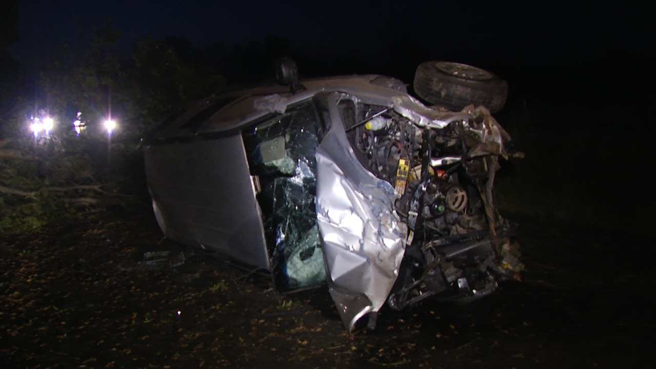 OHP: 15-Year-Old Chelsea Boy Dies In Rollover Crash