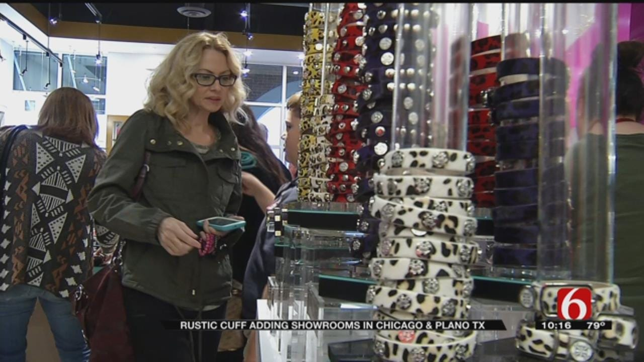 Tulsa's Rustic Cuff To Expand To Chicago, Texas