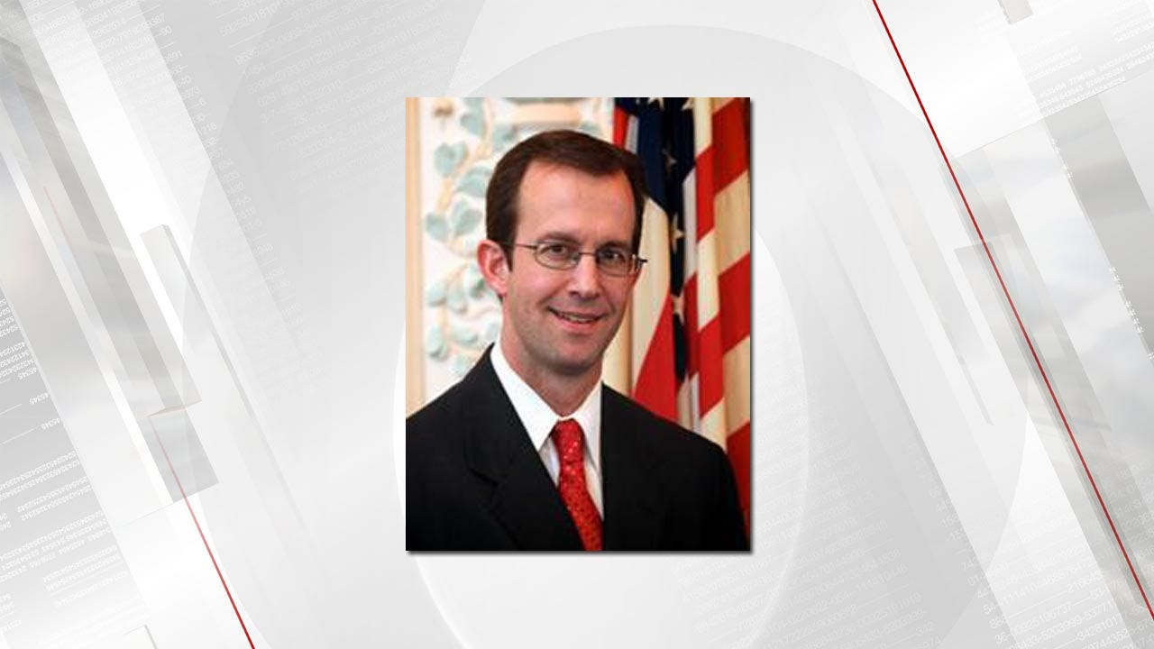 Brian Kuester Sworn In As U.S. Attorney For Eastern Oklahoma