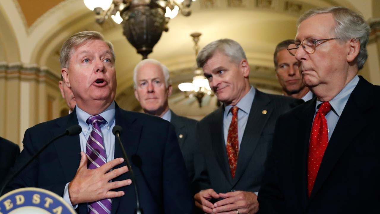 Senate GOP Leaders Decide Not To Hold Vote On Last-Ditch Obamacare Repeal