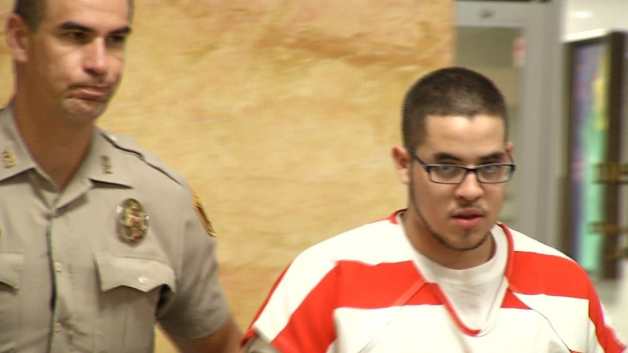 Victims, Witnesses Testify At Ex-Tulsa University Student's Rape Trial