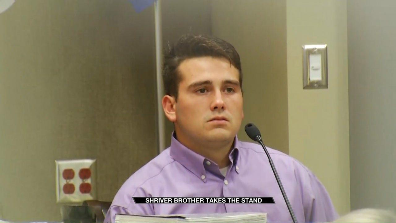 Dakota Shriver Testifies In Fatal Rogers County Hit-And-Run
