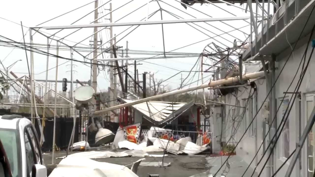 Food, Water, Power, Gas Desperately Needed In Puerto Rico