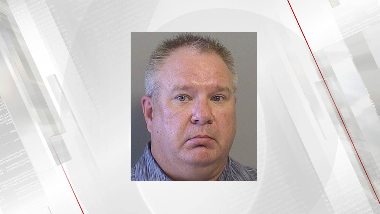 Glenpool Man Arrested In Undercover Child Sex Sting