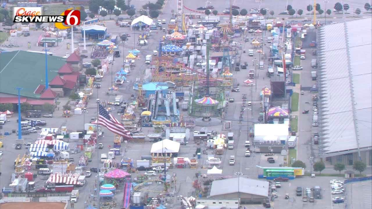Inspectors To Check All Rides Before Tulsa State Fair Opens
