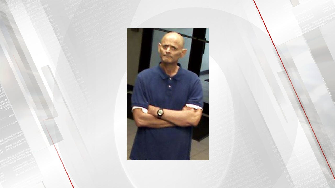 Man Arrested For Tulsa Bank Heist Claims At Least 44 Robberies