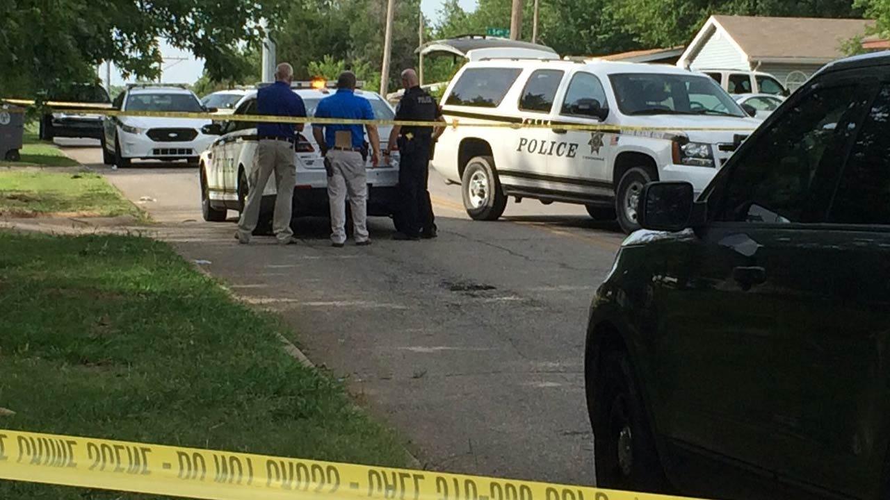 Suspect In Tulsa's 40th Homicide Faces Trial