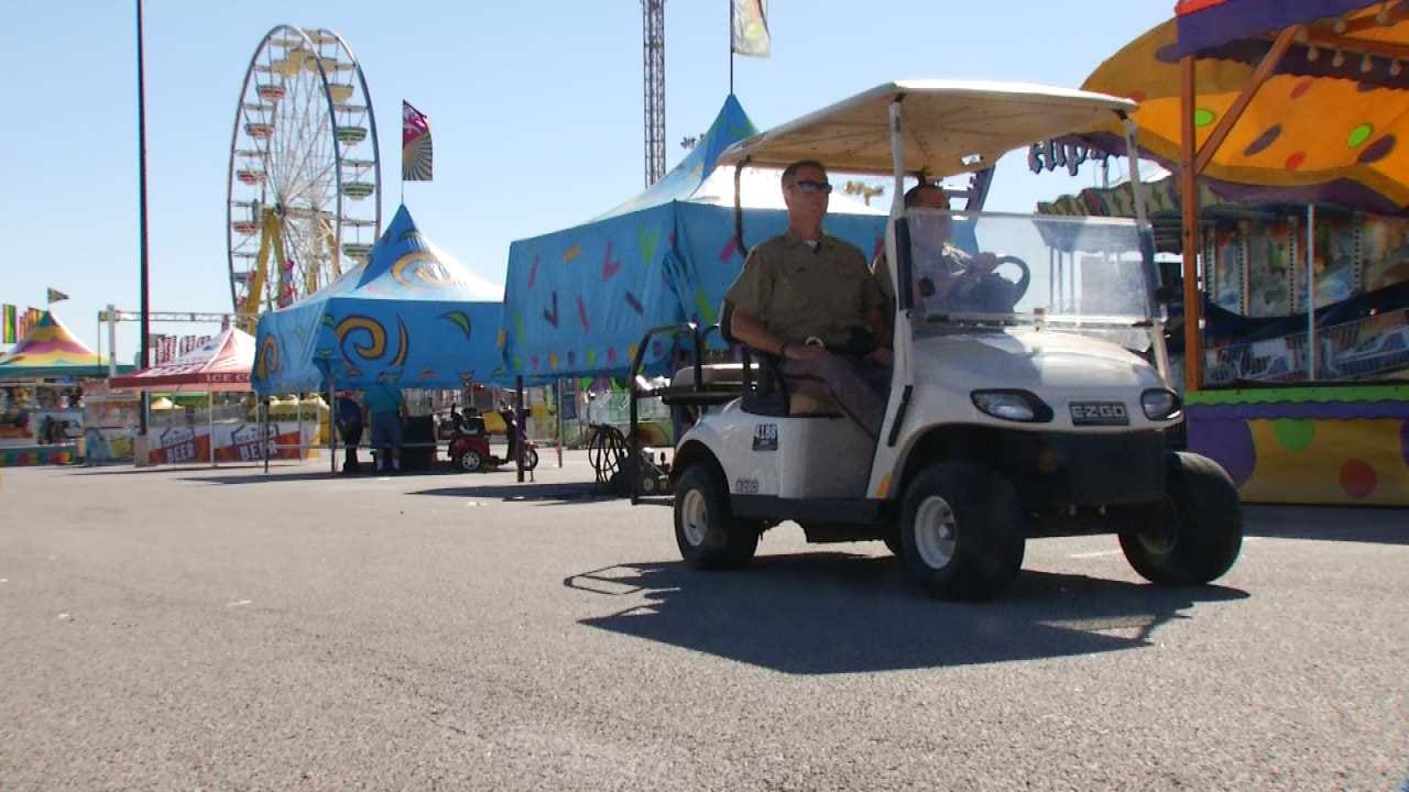 TCSO Implements Safety Measures To Keep Kids Safe During Fair