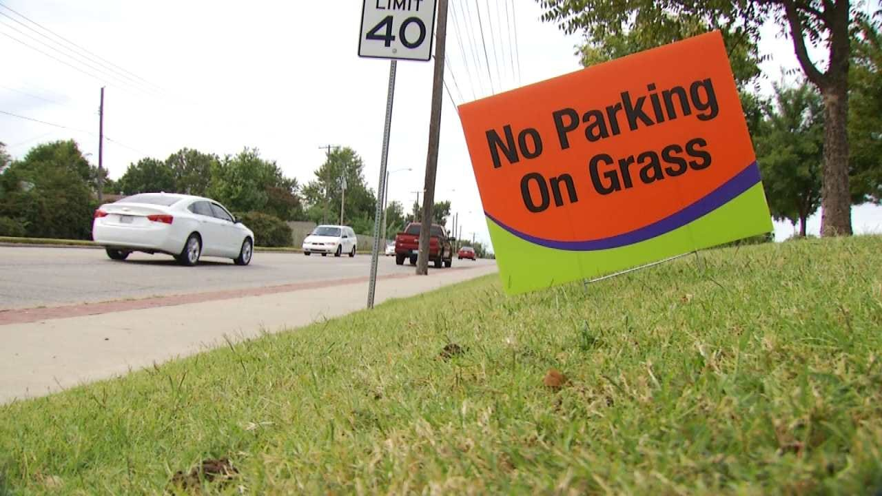 Construction, Parking May Cause Issues For Tulsa State Fair Attendees