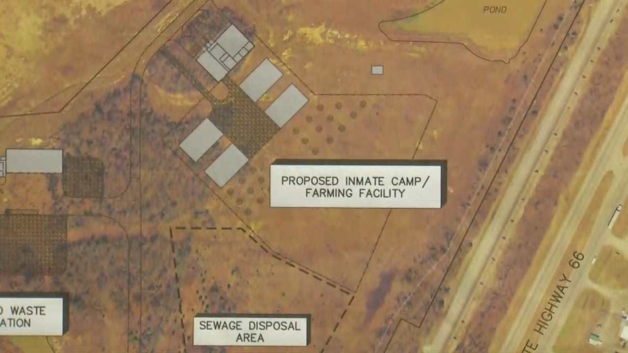 Inmate Farm, Shooting Range Planned For Claremore
