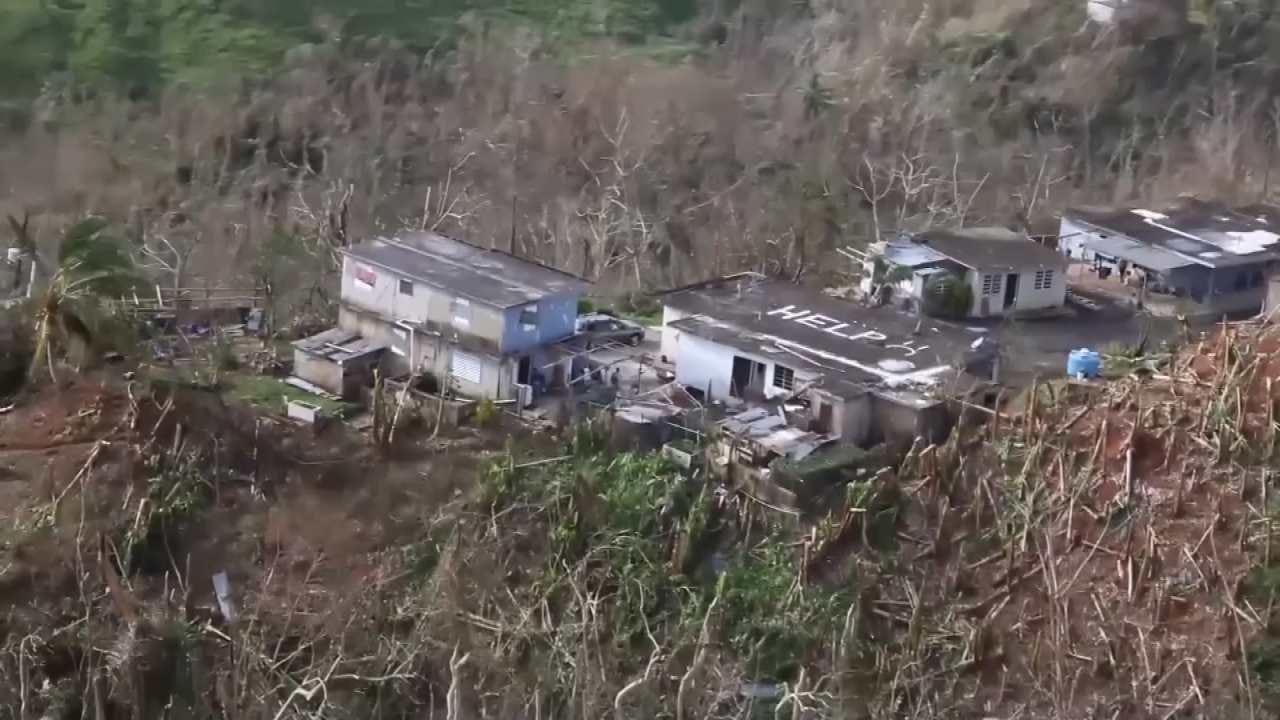 President Trump To Visit Puerto Rico Next Tuesday