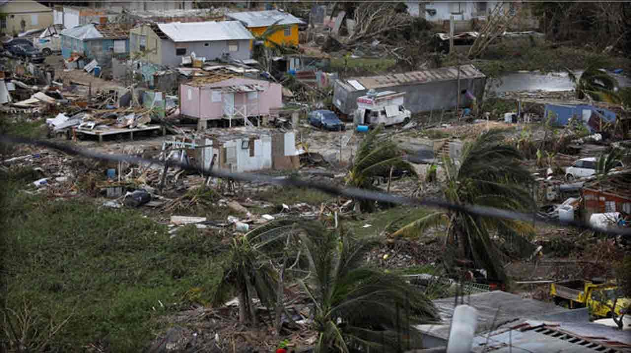 Trump Lifts Restrictions To Speed Help To Puerto Rico