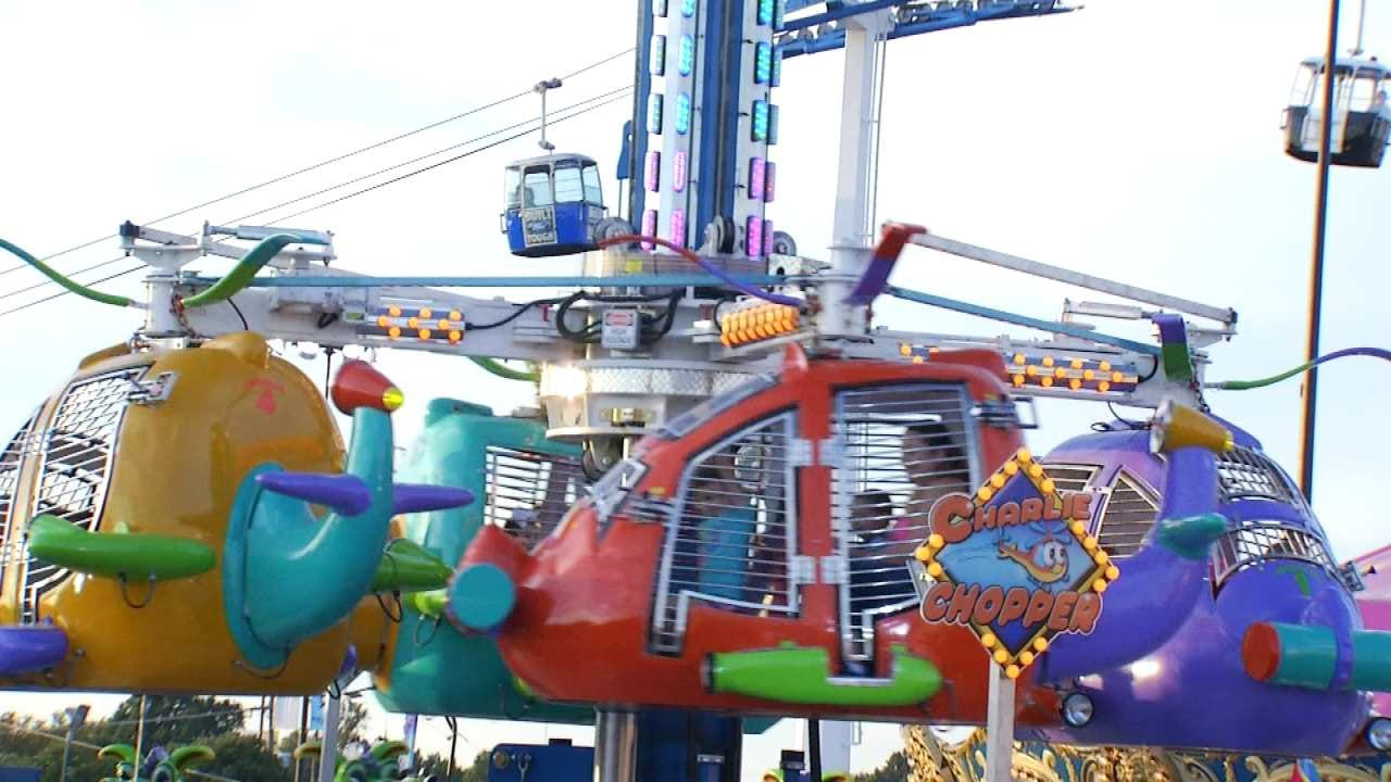 Tulsa State Fair Opens Thursday Afternoon