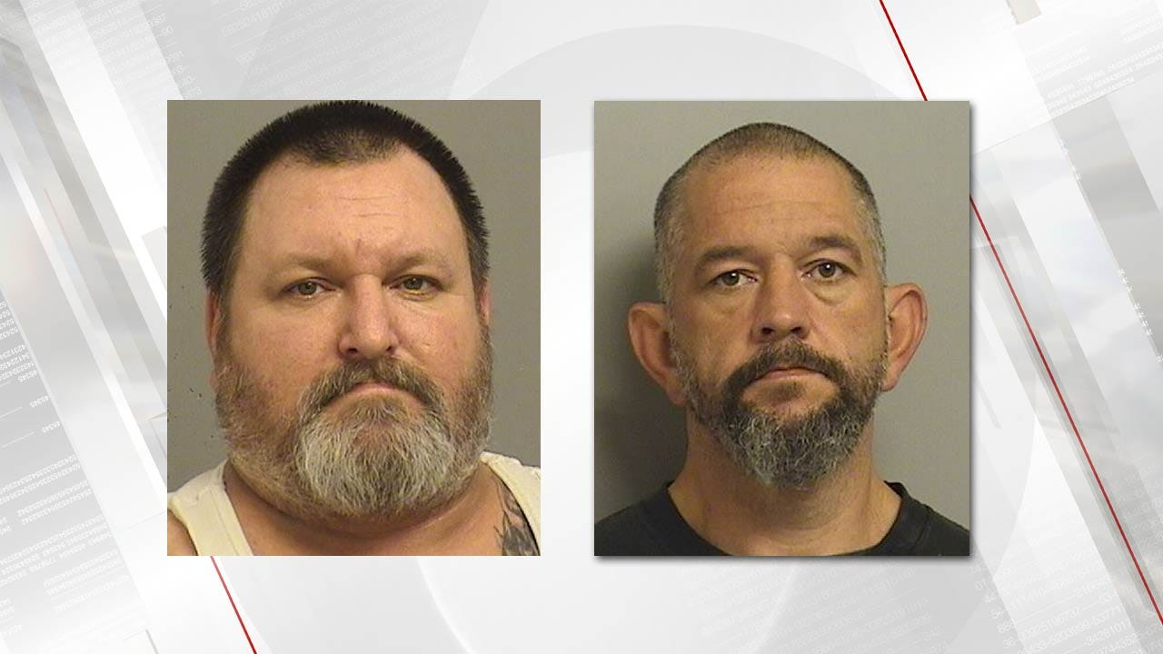 Two Arrested After Tulsa Man's Body Found In Field