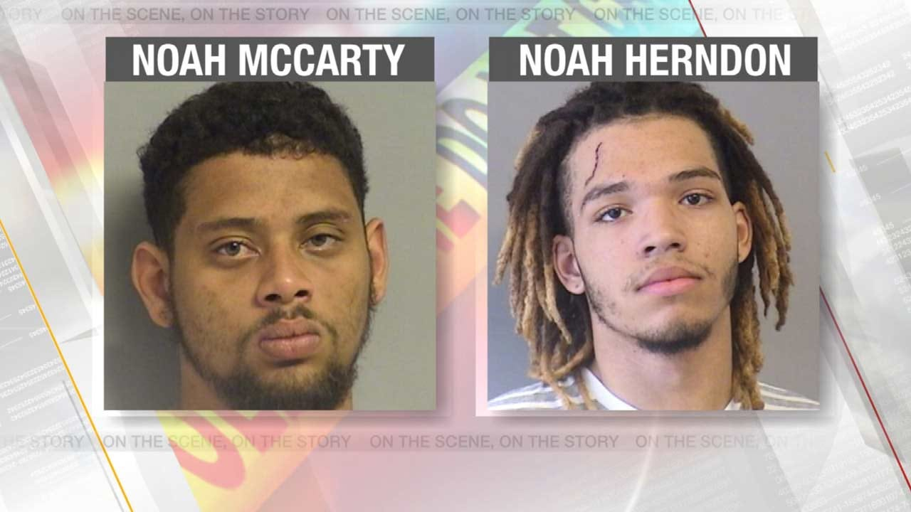 Two Charged With Shooting BA Teen Will Stand Trial