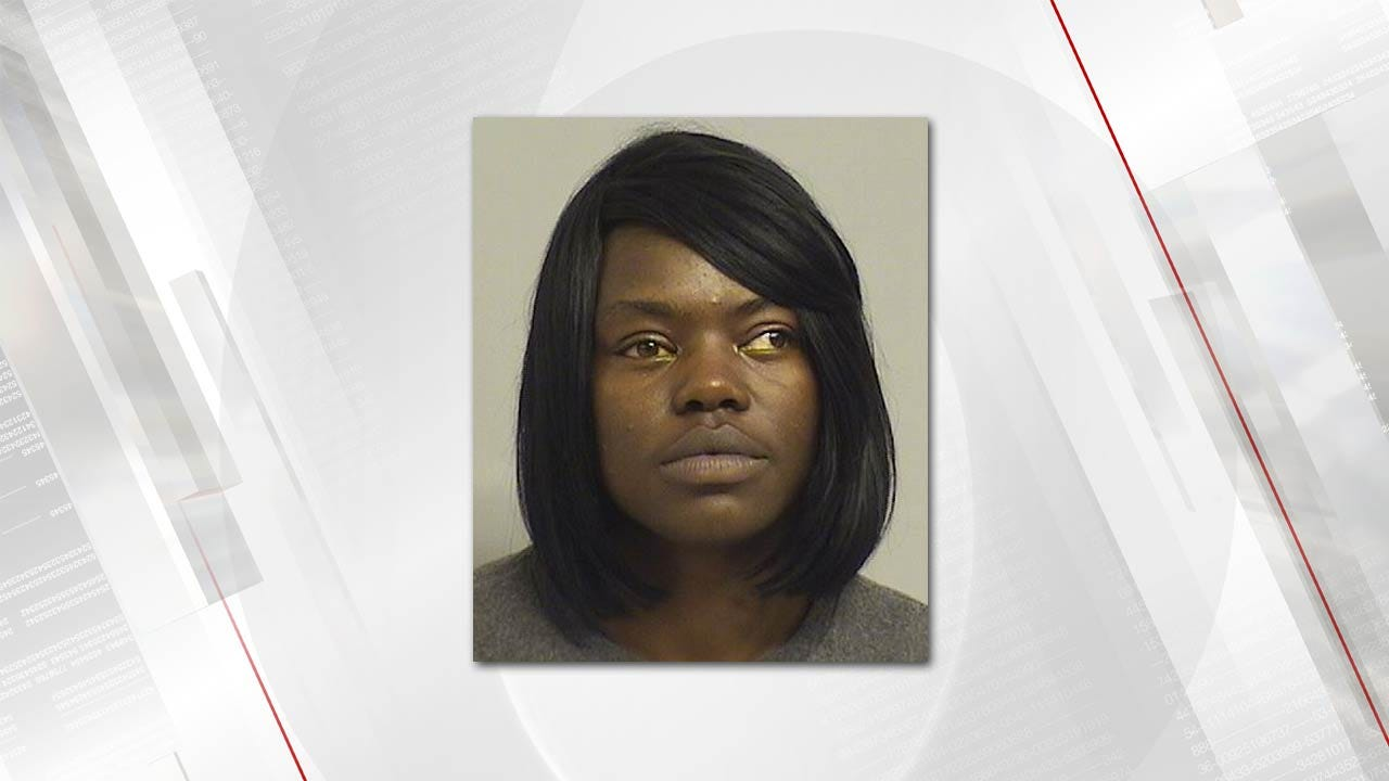Metal Pipe Assault, Robbery Leads To Tulsa Woman's Arrest
