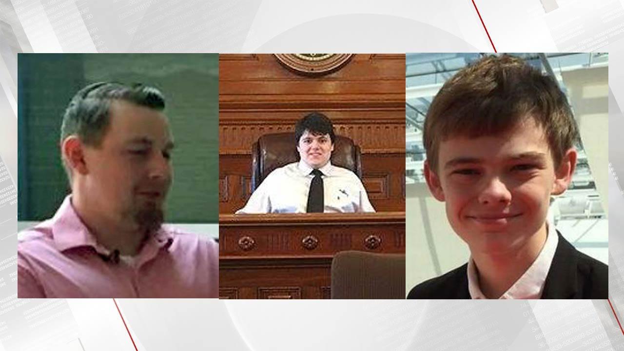 Three Teens Running To Be Kansas' Next Governor