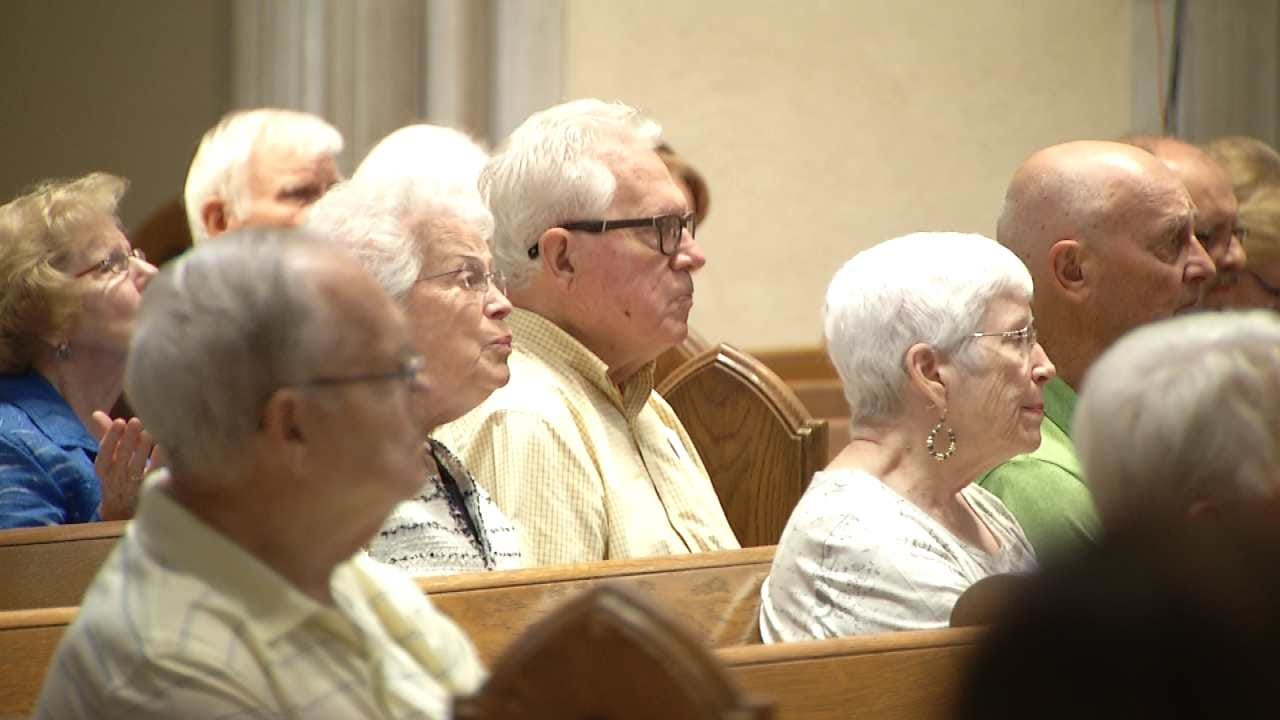 Churches Throughout Green Country Pray For Texas