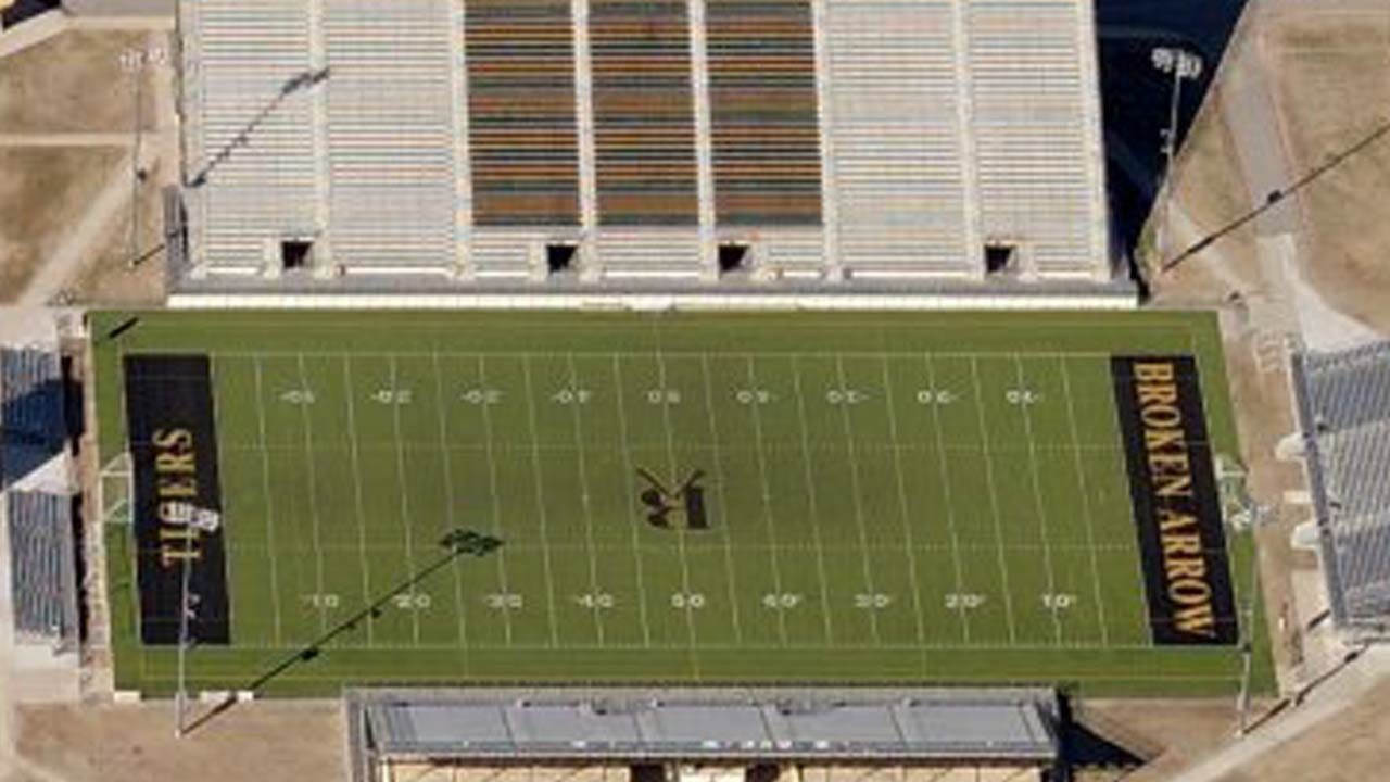 Broken Arrow Student Dies After Fall From Stadium
