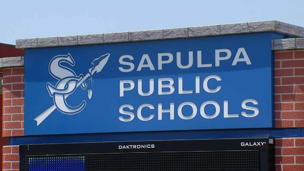 Sapulpa School Shooting Threat Reported To Police