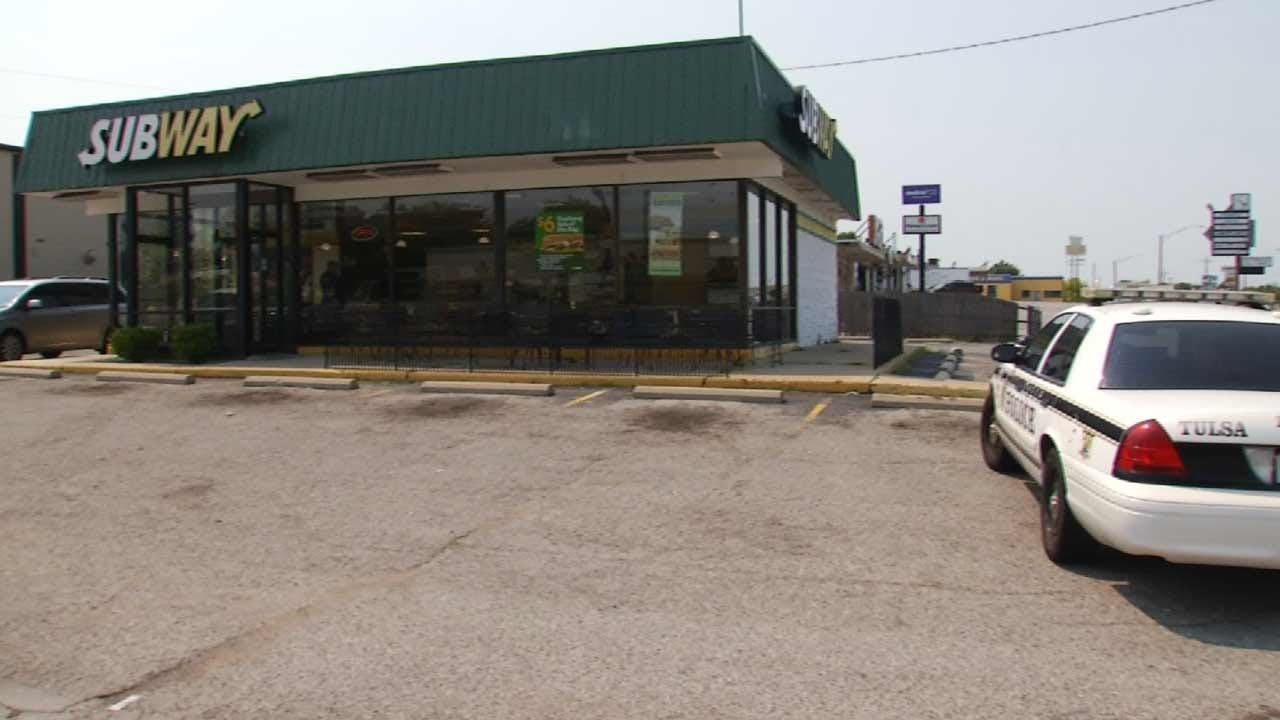 Police Searching For Man Who Robbed Tulsa Subway