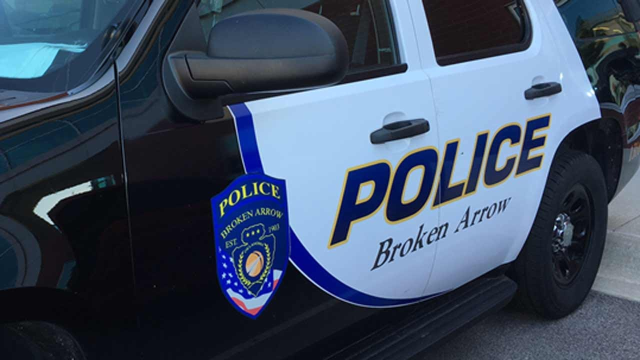 Woman Badly Injured In Broken Arrow Crash