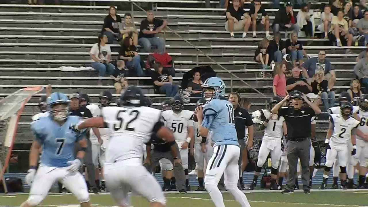 Bartlesville Football Coach Suspended