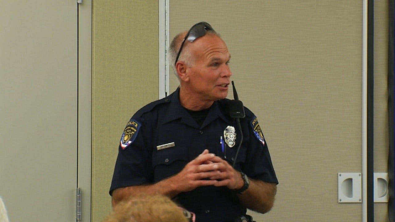 Broken Arrow Citizens Undergo Police Training