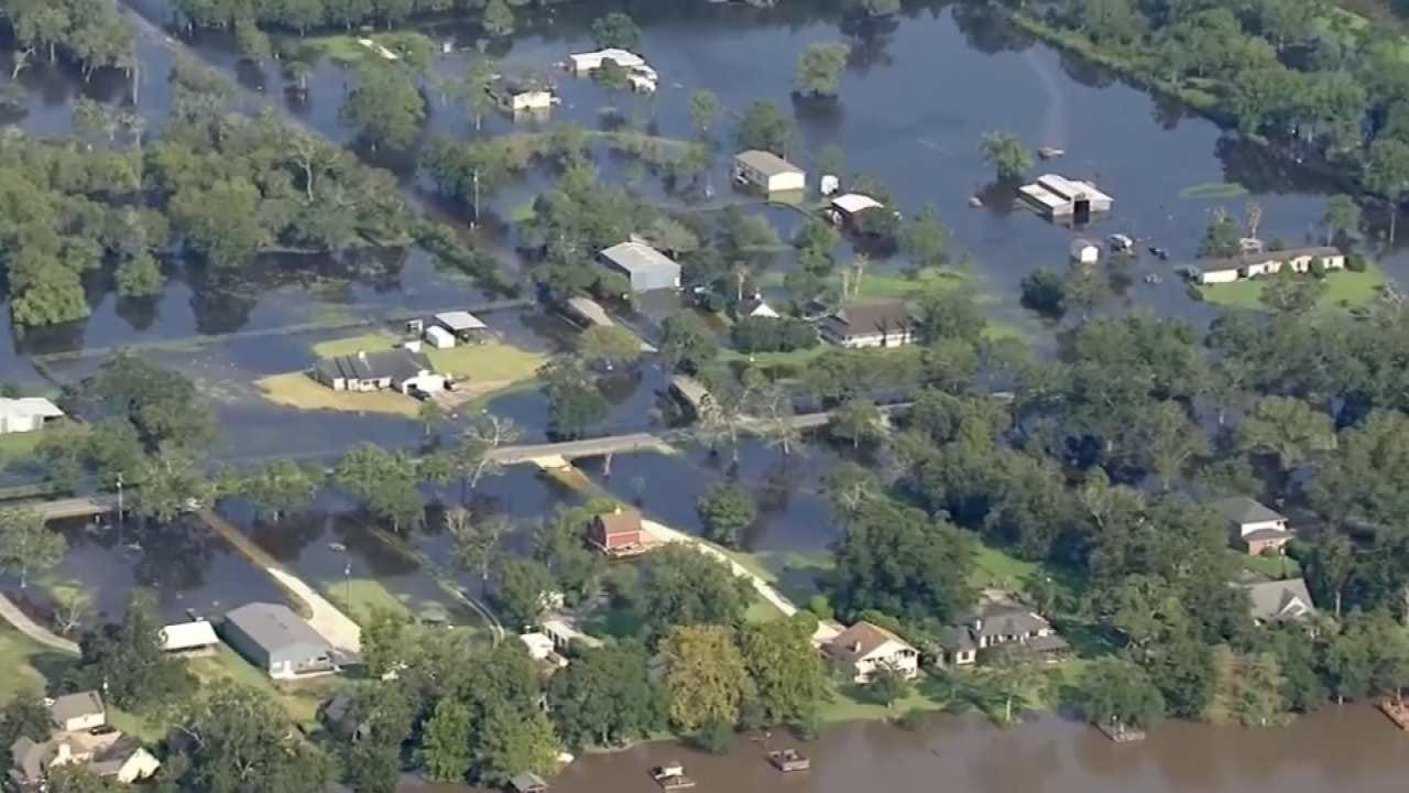 Hurricane Harvey Death Toll Bumps Up To At Least 63
