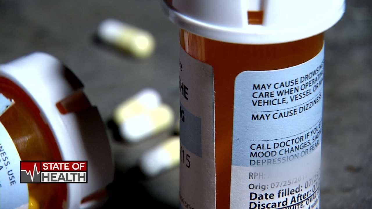 Oklahomans Fall Victim To Opioid Crisis